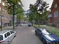 112 melding Besteld ambulance vervoer naar Crynssenstraat in Amsterdam