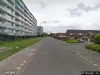 112 melding Ambulance naar Brusselstraat in Breda