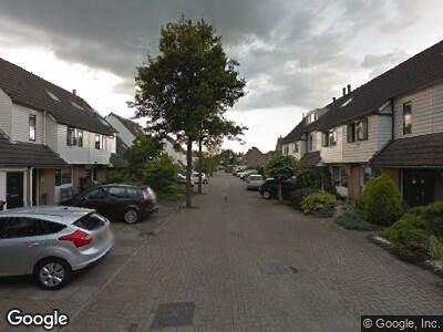 Ambulance naar Hermelijnweide in Veghel