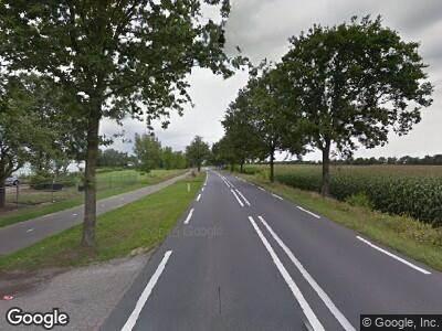 Ambulance naar Randweg-Oost in Budel