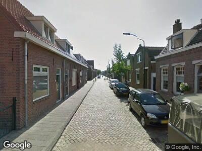 Besteld ambulance vervoer naar Koningstraat in Raamsdonksveer