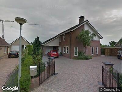 Ambulance naar Jasmijnstraat in Opheusden