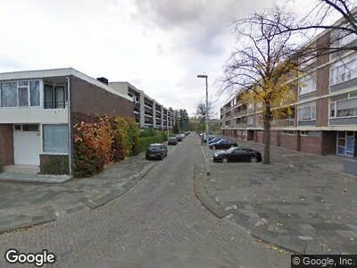 Ambulance naar Rilland Bathstraat in Rotterdam