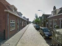 112 melding Besteld ambulance vervoer naar Koningstraat in Raamsdonksveer