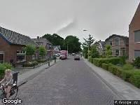 112 melding Ambulance naar Schoutenstraat in Barneveld