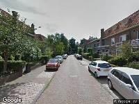 112 melding Ambulance naar Hortensiastraat in Breda