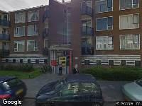 Ambulance naar Berlagestraat in Utrecht