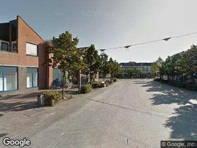 Ambulance naar Marktplein in Geldermalsen