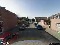 112 melding Ambulance naar Platte Molendijk in Hoogvliet Rotterdam