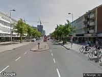 112 melding Ambulance naar Parnassusweg in Amsterdam