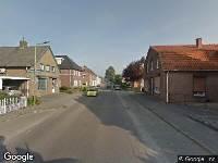 112 melding Ambulance naar Burgemeester Ottenhoffstraat in Groesbeek