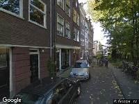 Besteld ambulance vervoer naar Nieuwegrachtje in Amsterdam