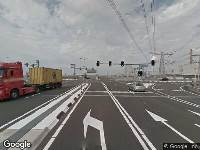 112 melding Ambulance naar Europaweg in Maasvlakte Rotterdam