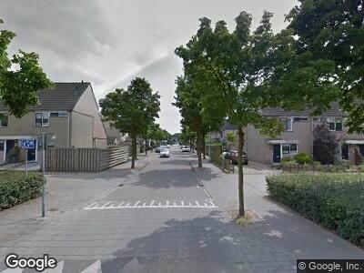 Ambulance naar Jan Vermeerstraat in Ede