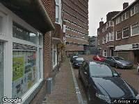 Ambulance naar Nieuwe Hilstraat in Dordrecht