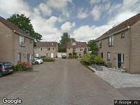 112 melding Ambulance naar Reeperf in Breda