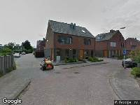 112 melding Ambulance naar Kameraarstraat in Rotterdam