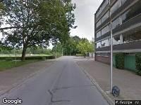 Ambulance naar Winklerlaan in Utrecht