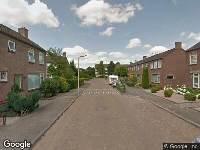 Brandweer naar Pottingastraat in Hoogeveen