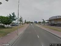 Brandweer naar Stephensonstraat in Hoogeveen vanwege brand