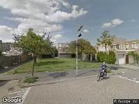 112 melding Ambulance naar Caro van Eyckstraat in Zaandam