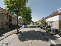 112 melding Ambulance naar Bennebroekstraat in Zaandam