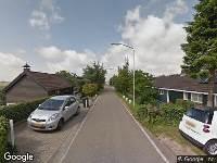112 melding Ambulance naar Wieldrechtse Zeedijk in Dordrecht