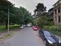 112 melding Ambulance naar Nieuwe Plantage in Delft