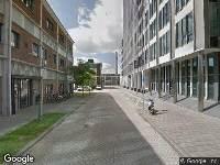 112 melding Brandweer en politie naar Remisestraat in Arnhem