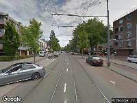 112 melding Ambulance naar Oudedijk in Rotterdam