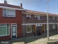 Ambulance naar La Croixstraat in Utrecht