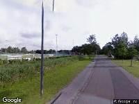 112 melding Brandweer naar Vikingpad in Amsterdam vanwege brand
