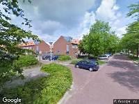 112 melding Ambulance naar Rietgorslaan in Rozenburg