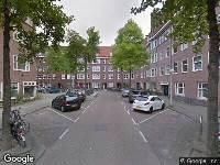 112 melding Ambulance naar Baffinstraat in Amsterdam