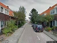 112 melding Brandweer naar Jacob Honigstraat in Amsterdam