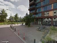 Ambulance naar Letterhout in Zaandam