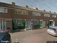 Ambulance naar Erasmuslaan in Haarlem