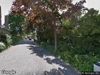 112 melding Ambulance naar Laan in Schagen