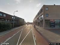 112 melding Brandweer naar Tramstraat in Katwijk
