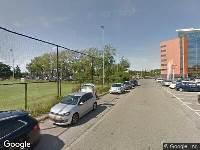 112 melding Brandweer naar Energieweg in Rotterdam vanwege brand