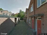 112 melding Ambulance naar Vernieuwde Boogerd in Delft