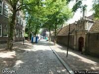112 melding Ambulance naar Museumstraat in Dordrecht