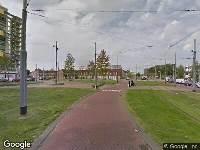 Ambulance naar Dijkgraafplein in Amsterdam