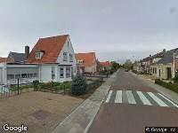 112 melding Ambulance naar Poststraat in Stavenisse