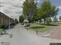 112 melding Ambulance naar Edamstraat in Zaandam