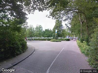 Ambulance naar Duinrell in Wassenaar