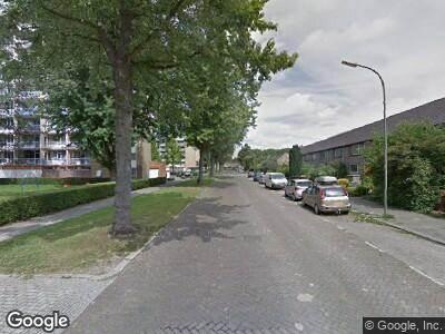 Ambulance naar Halleyweg in Dordrecht