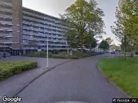 112 melding Ambulance naar Cruquiuslaan in Leiden