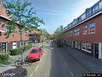 Ambulance naar Nigellestraat in Amsterdam