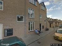 112 melding Ambulance naar Herenstraat in Gouda